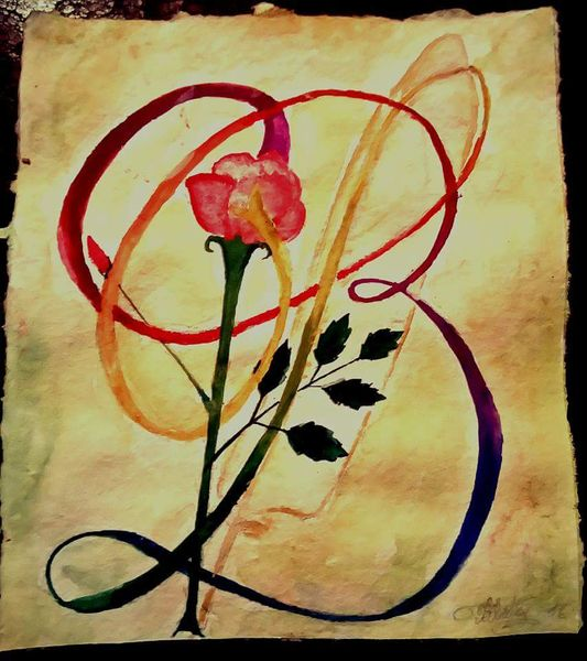 B. Rialtey - Calligraphie