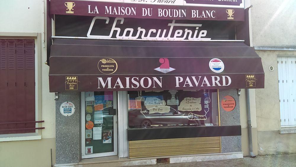 Angerville - Charcuterie Pavard
