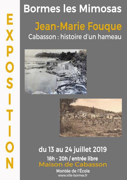 Exposition de photographies - Jean-Marie Fouque