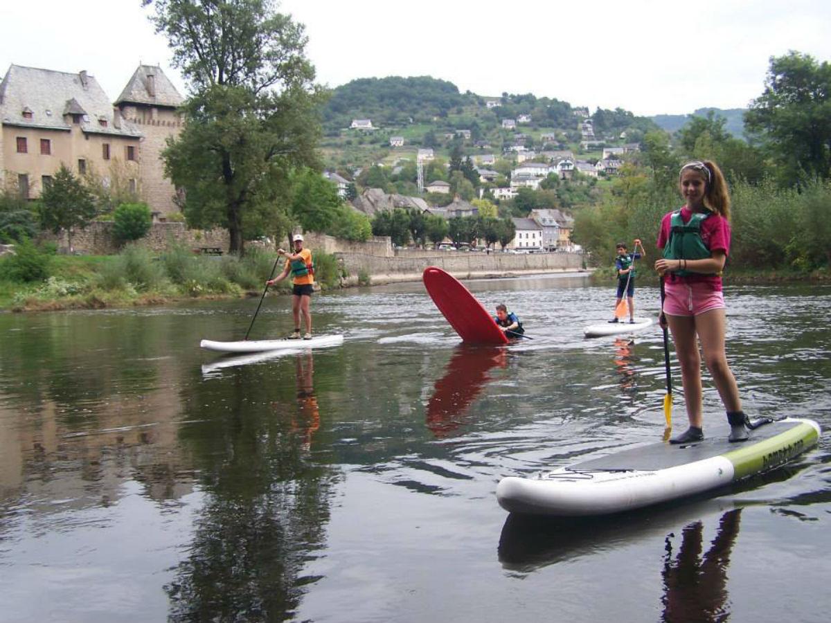 Stand up paddle Location - Asvolt