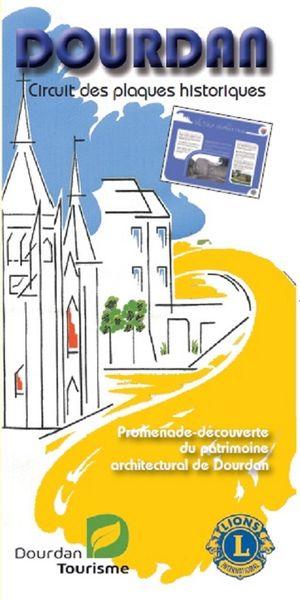 Circuit des plaques historiques de Dourdan