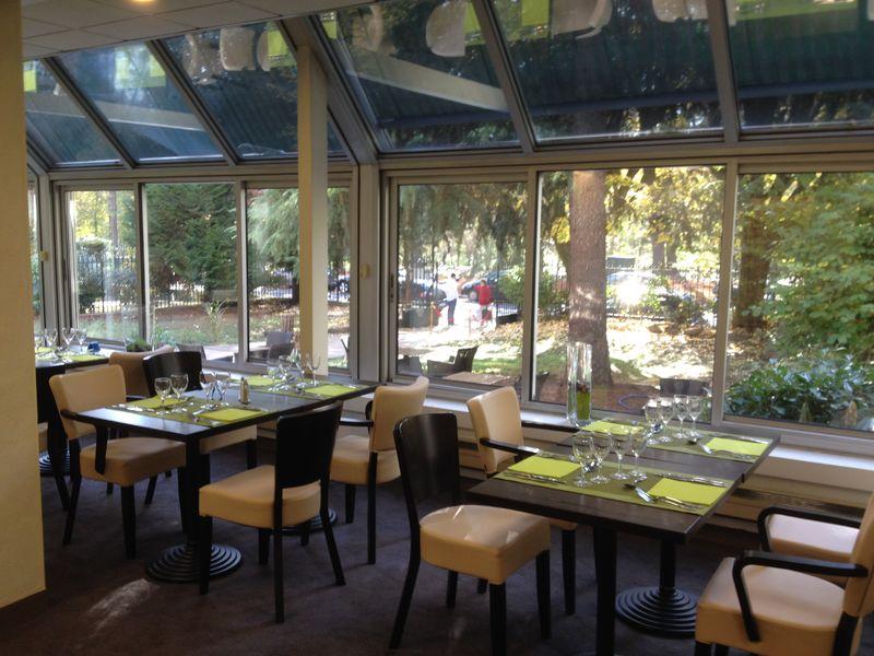 Le restaurant Club Foch