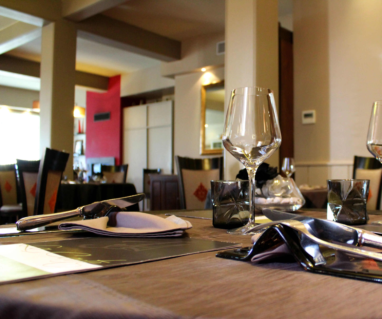 Déjeuner à la Ferme d'Argenteuil