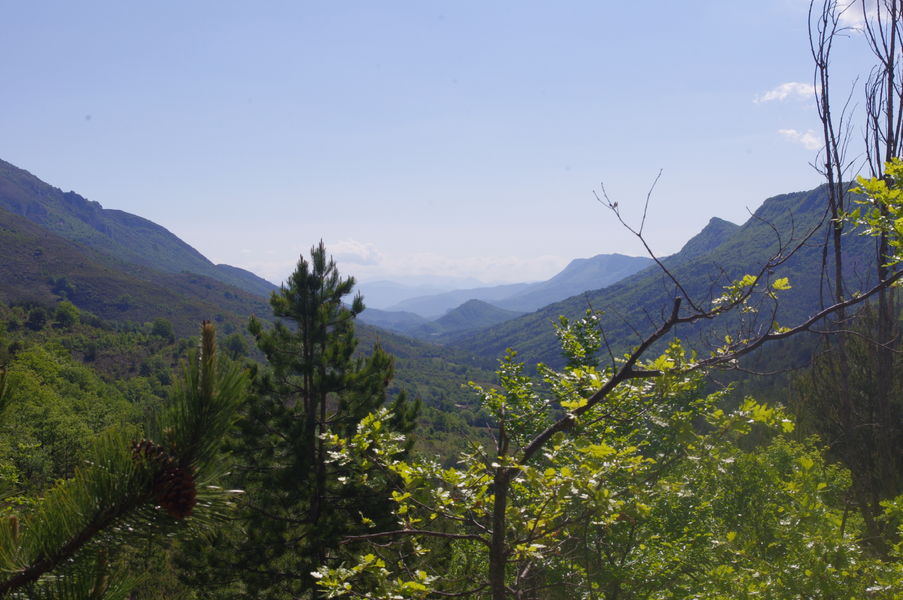 Randonnée Trail - Tour de Piedblacun