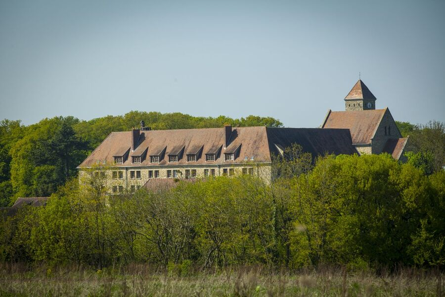 Visite guidée de l'abbaye de Vauhallan