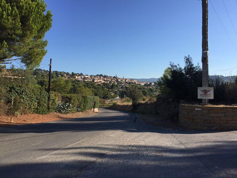 Balade Fontanieu-Pibarnon-St Côme - Vue du village de St Côme - Sophie Delsanti