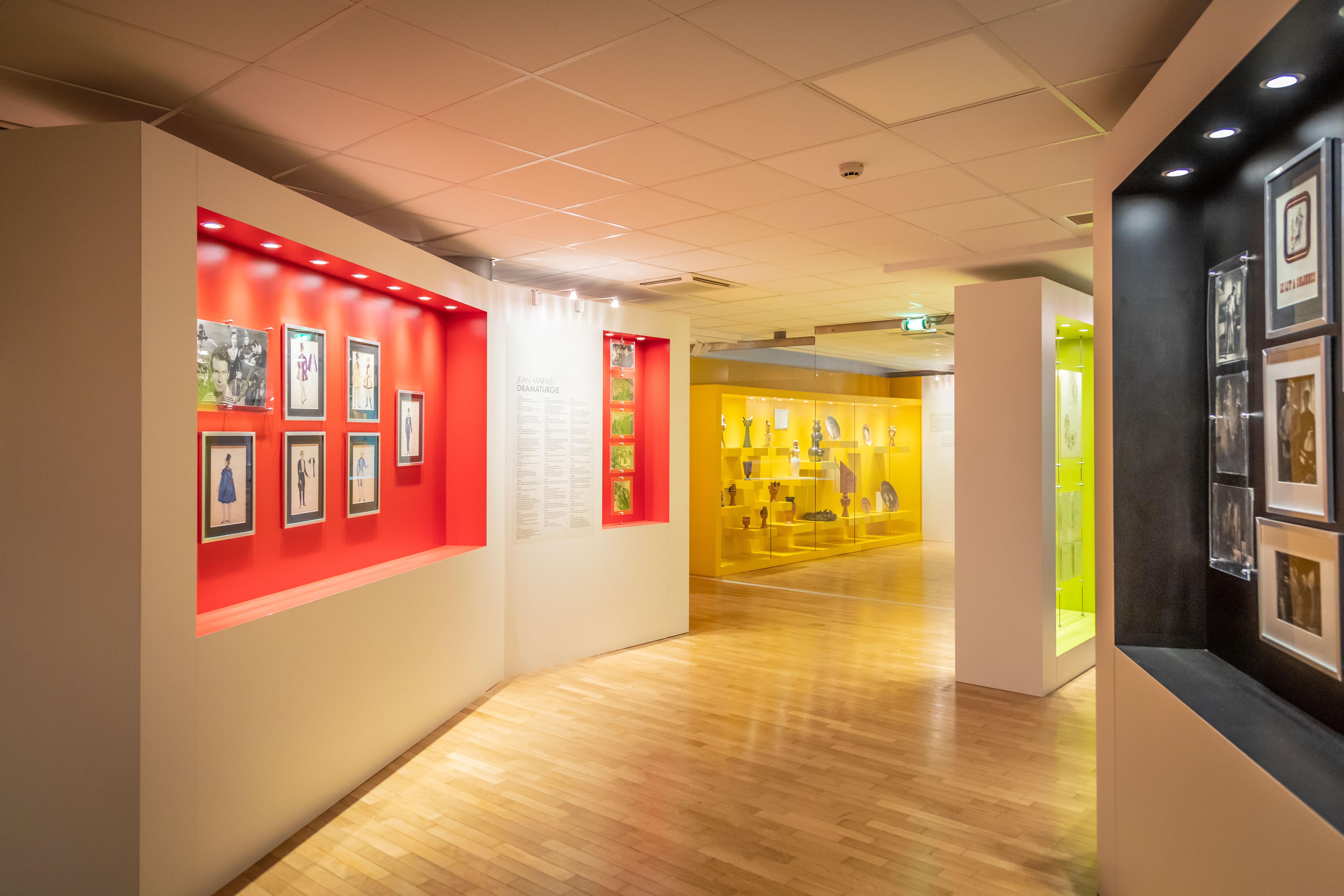 Espace d'Arts moderne et contemporain