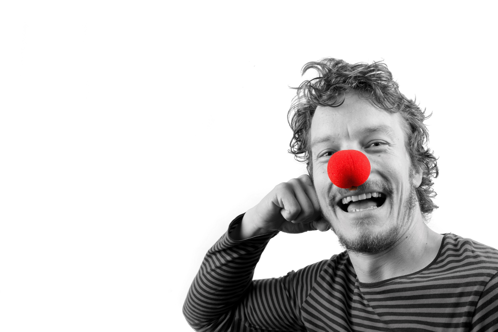 Events…Put it in your diary : Atelier Clown en famille