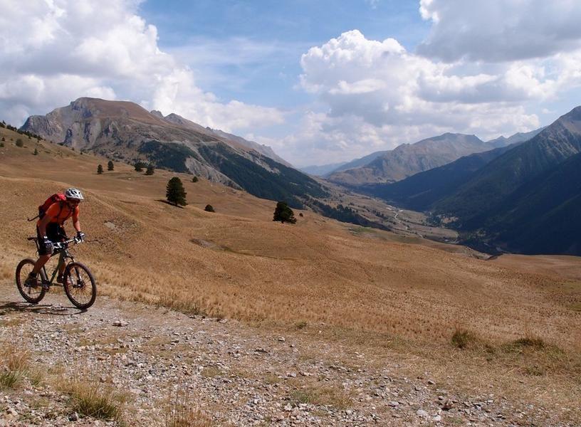 Traversée Alpes Provence en VTT