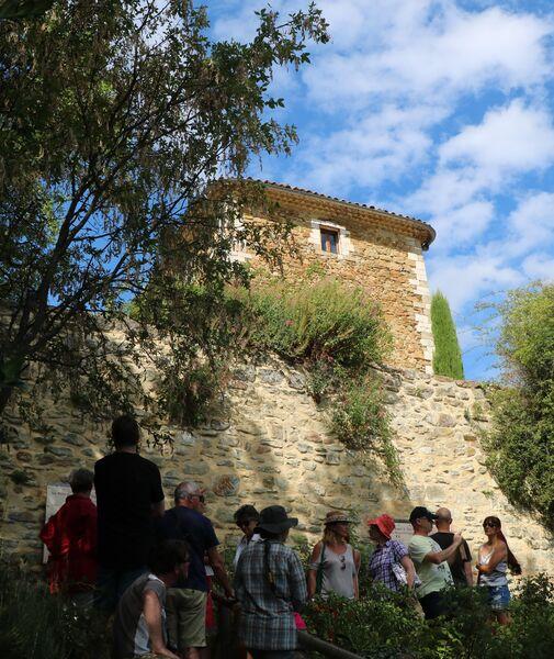 Visite guidée du Jardin de l\'abbaye de Valsaintes