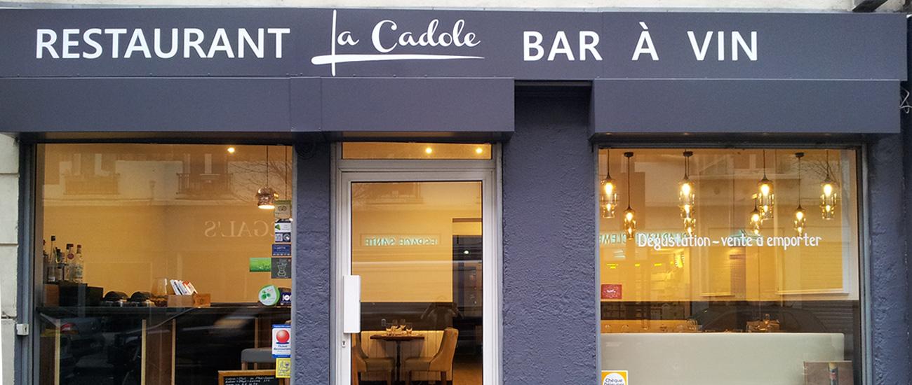 Restaurant La cadole