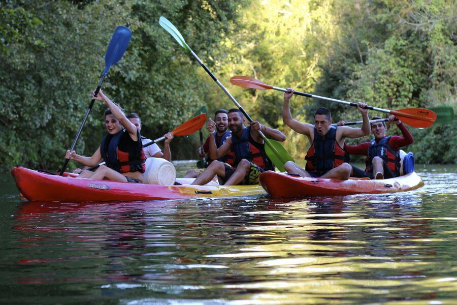 activité canoë en seine-et-marne