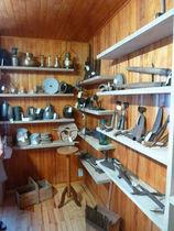 Visite des réserves de la Maison du Patrimoine Bornandin