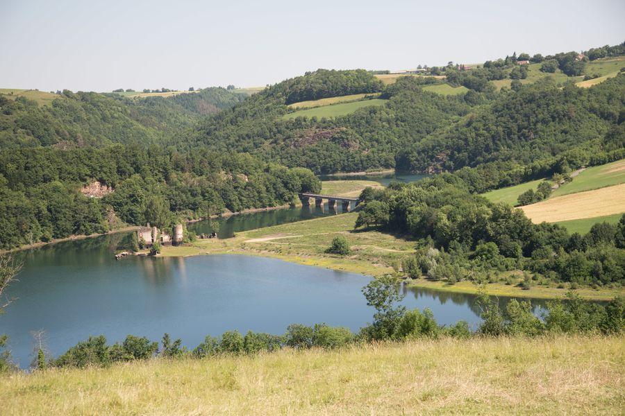 Lac du Barrage de Razisse