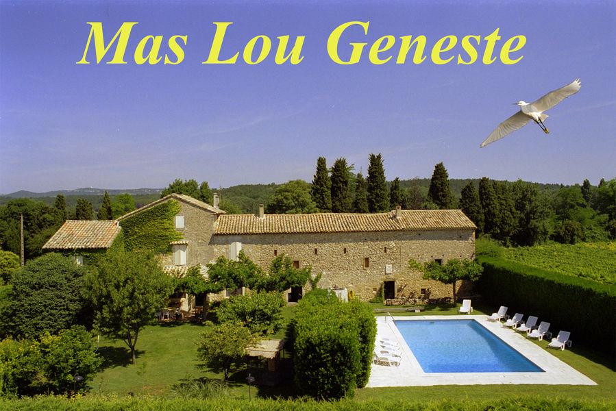 Mas Lou Genesté - Bollène