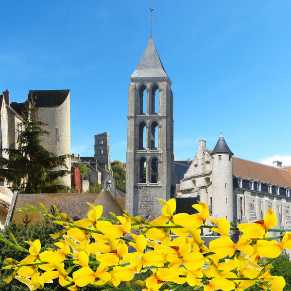 Château-Landon cité médiévale