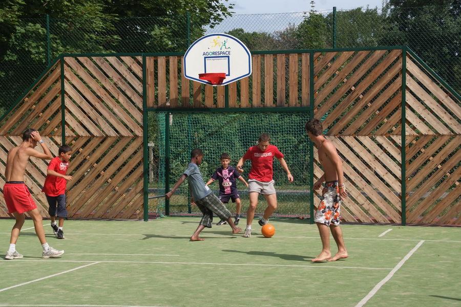 Multisports - Camping Saint-Disdille