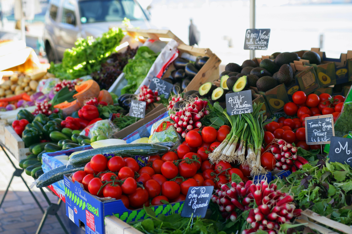 Events…Put it in your diary : Marché de l'Ouvèze