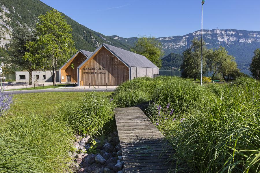 Maison de lac- Office de Tourisme