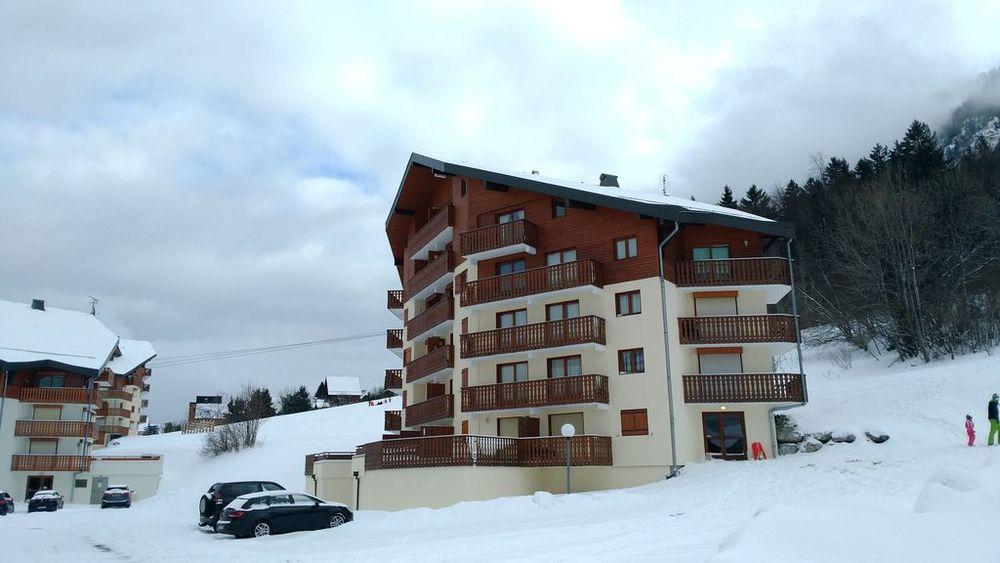 Appartement dans résidence  – 35m² – 1 chambre – Vasseur Danièle