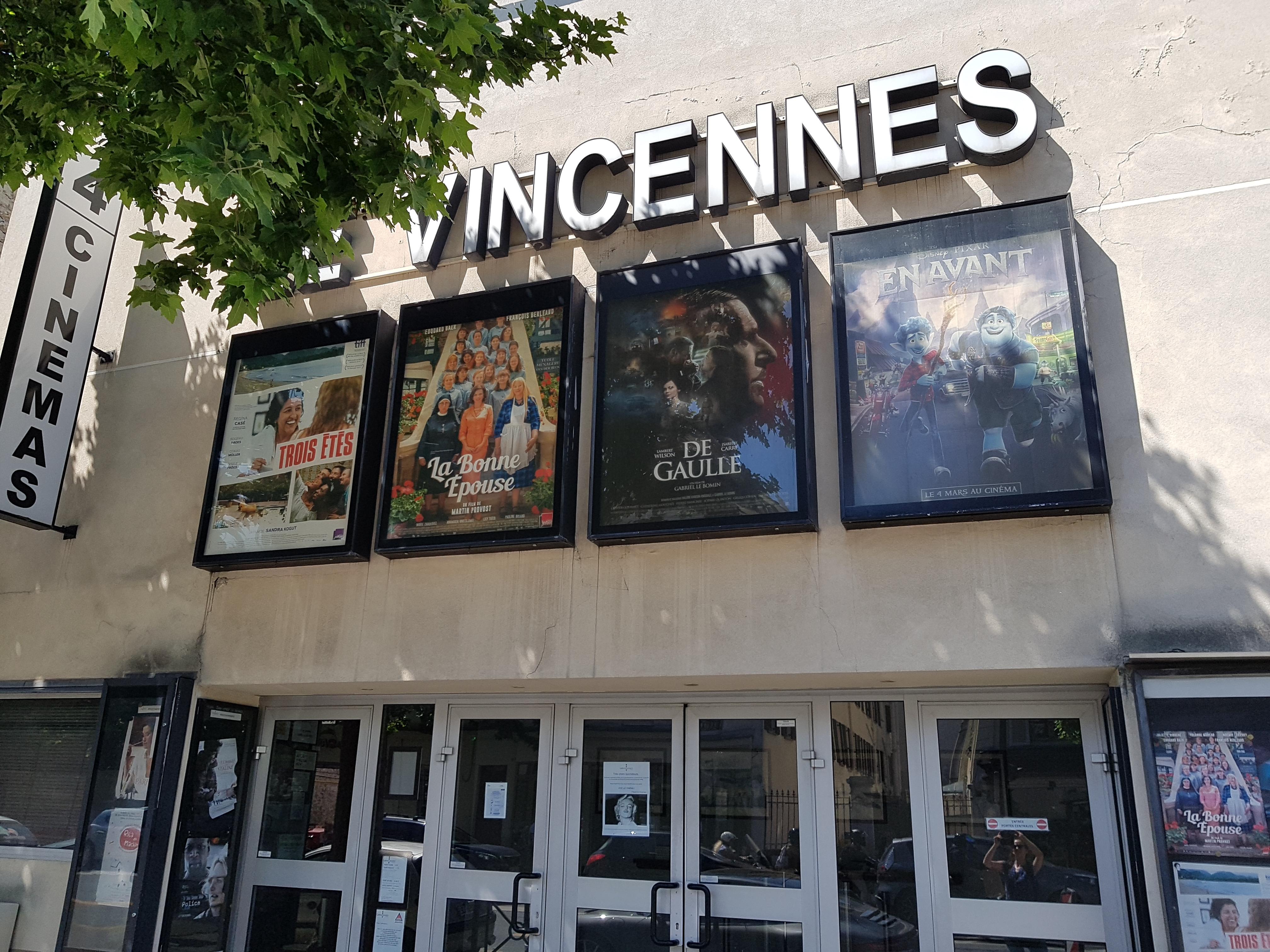 Cinéma Le Vincennes