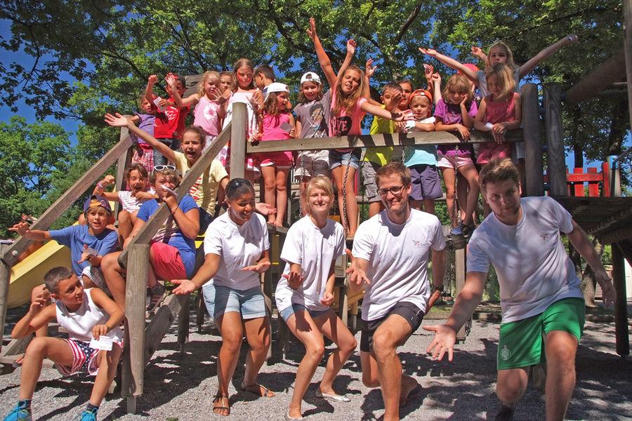 L'équipe - Camping Saint-Disdille