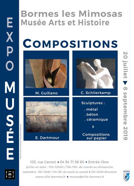 Exposition Schlierkamp - Guiliano - Dartmour