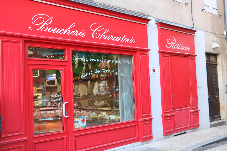Heerlijke souvenirs : Boucherie Charcuterie Raynaud