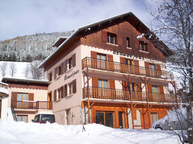 Chalet Beausejour – Les Terrasses – 10 to 15 people