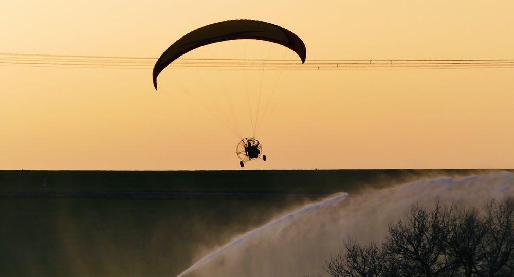 Aériance - Paramotor First Flight