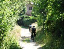Les Tours de Chambles - Itinéraire VTT