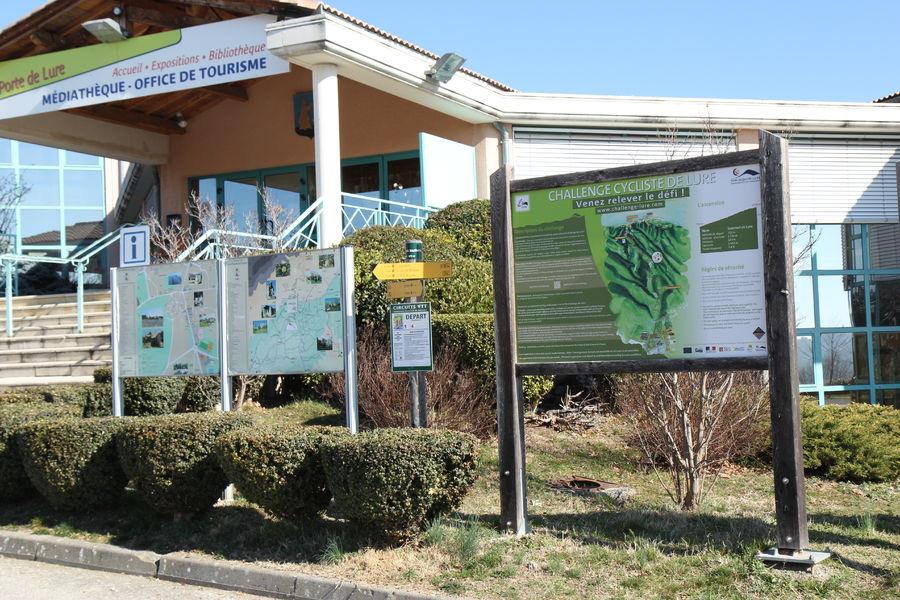 Office de tourisme intercommunal Pays de Forcalquier - Montagne de Lure - Accueil de Saint-Étienne-les-Orgues