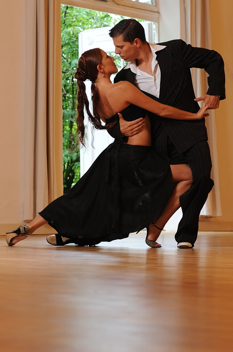 Events…Put it in your diary : Réveillon Tango Argentin