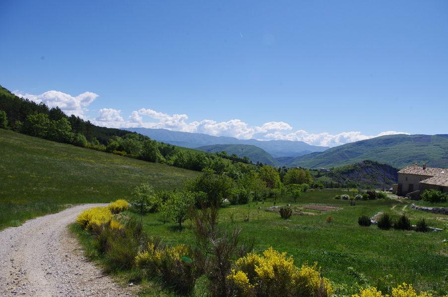 Randonnée Trail - Tour de Peydiou