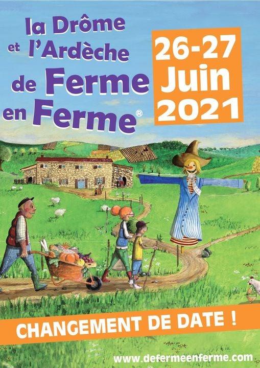 Alle leuke evenementen! : De Ferme en Ferme : Les chèvres de Corbières