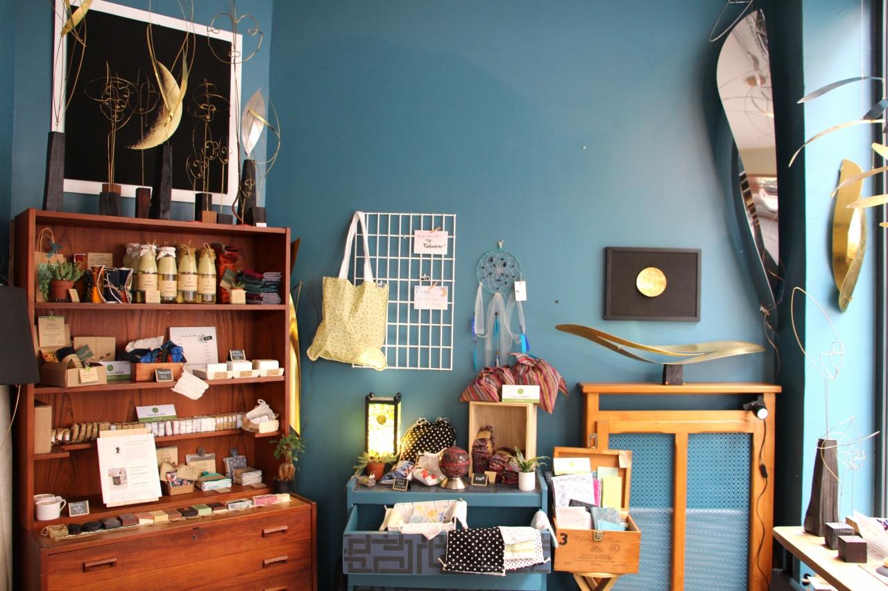 La brocantine_La Broc'shop