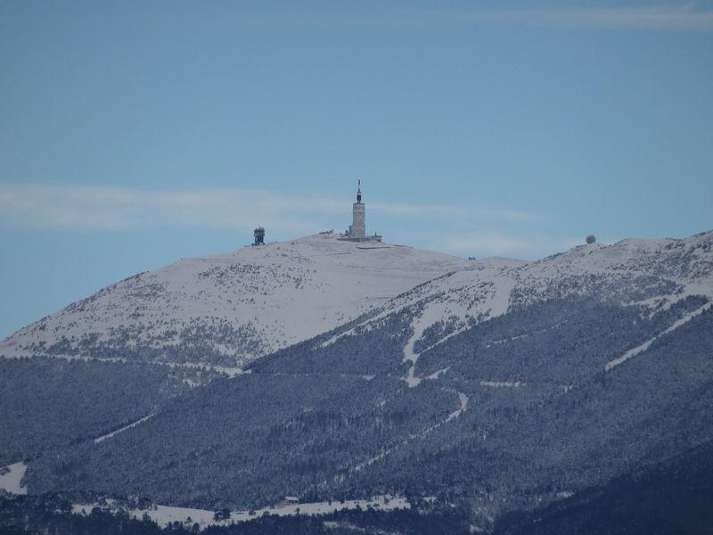 Le Mont Ventoux – Versant Sud - Bédoin