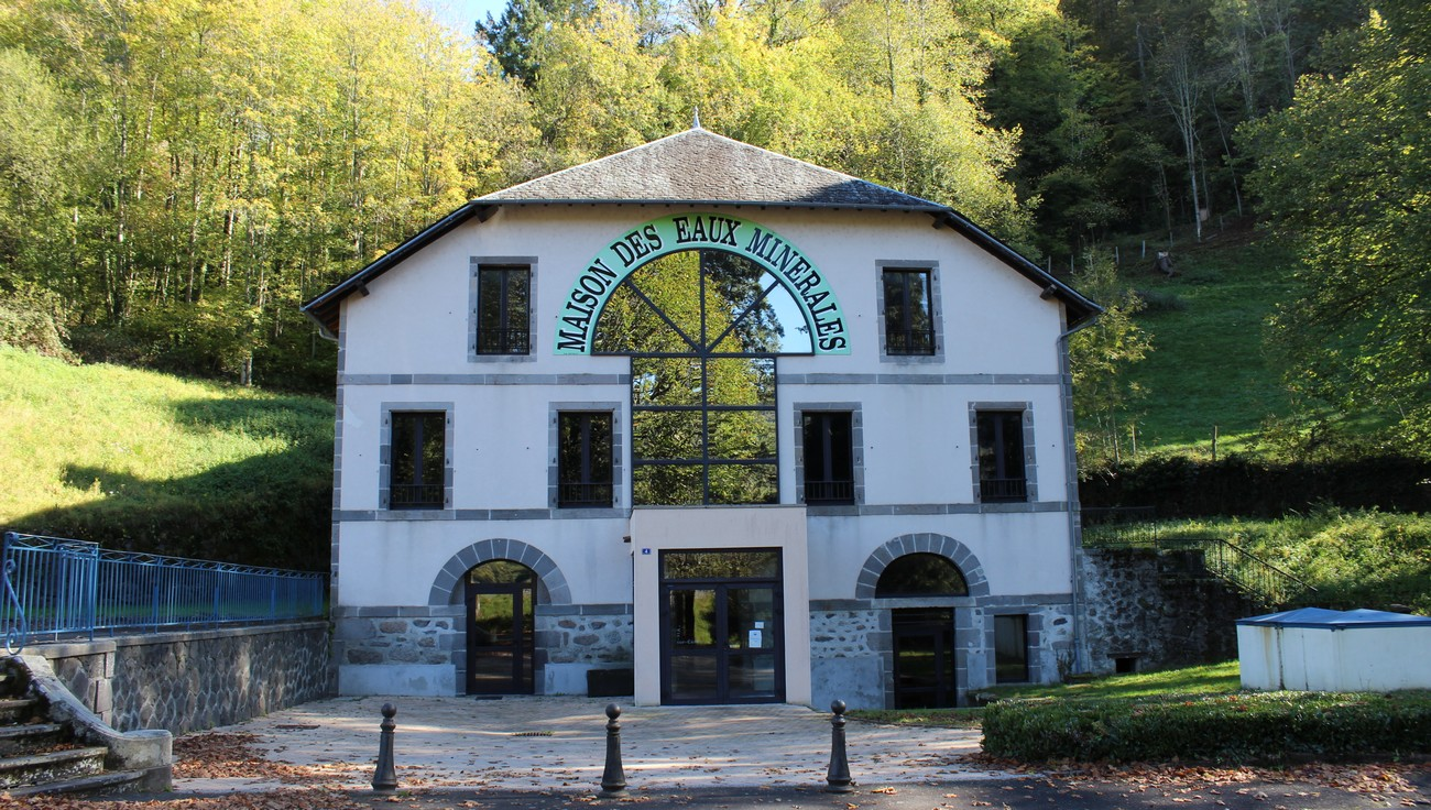 Natural Mineral Water Spring Visitor Centre
