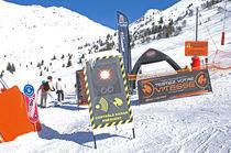 X Speed Paradiski Tour Haute Savoie