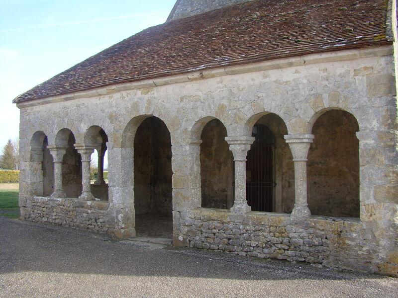 Caquetoire de Mondreville