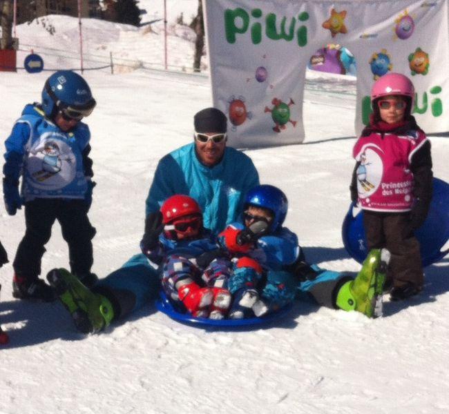 Jardin d'enfants «Le Bonhomme de neige»- Esi