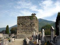 La Tour du château des Evêques