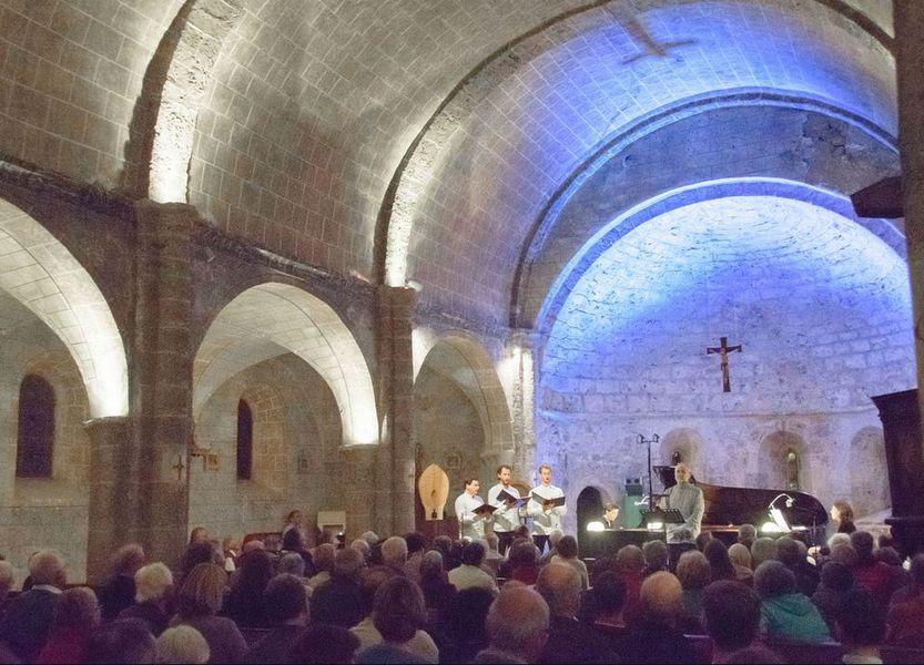 Eglise de la Grave - ©C.Samuels