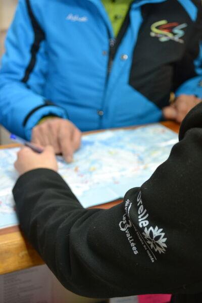 Accueil Office de Tourisme Orelle les 3 vallées