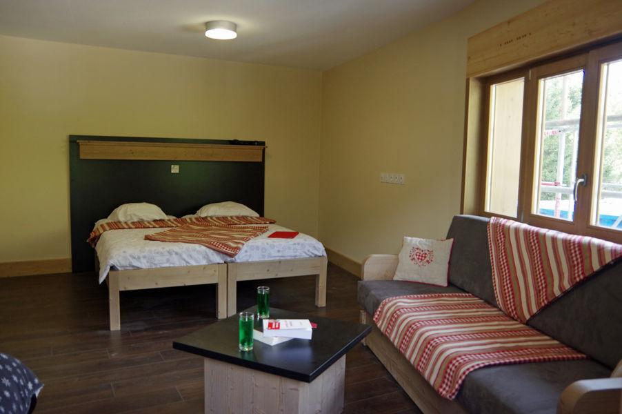 à Val Cenis-Lanslebourg, centre de vacances Ethic Etape le CIS