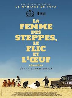 Rendez-vous futés ! : La femme des steppes, le flic et l'oeuf