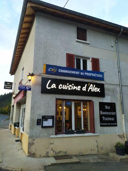La cuisine d\'Alex Bar-Restaurant