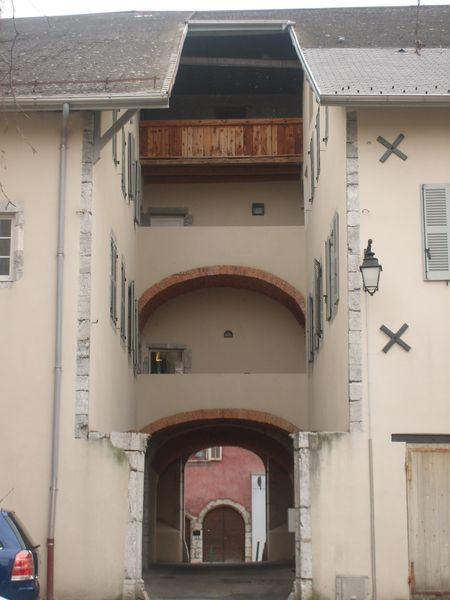Centre Historique de Montmélian