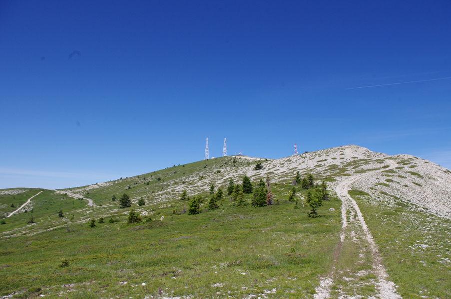 Randonnée Trail - Sommet de la Montagne de Lure
