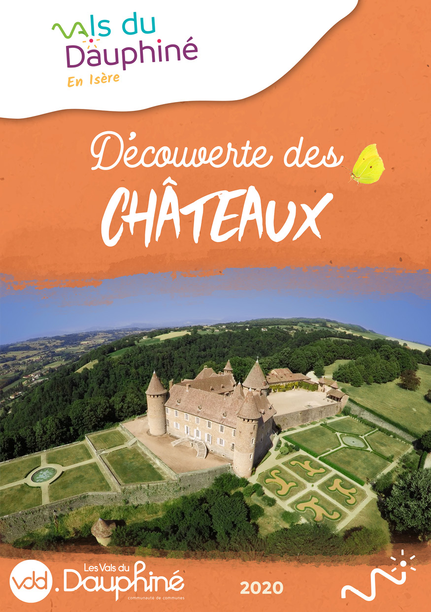 Découverte des châteaux des Vals du Dauphiné